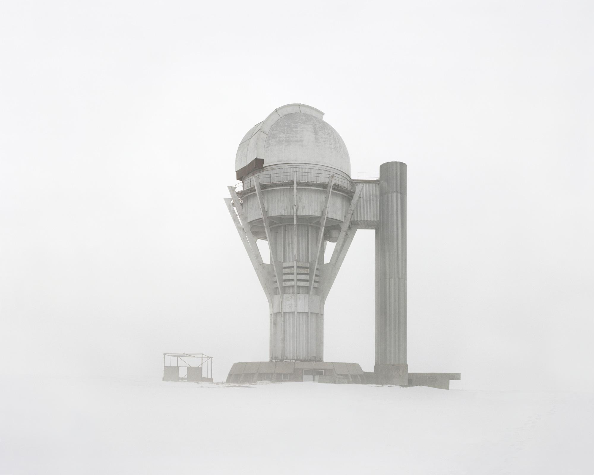 Verlassenes Observatorium – Kasachstan, Gebiet Almaty, 2015