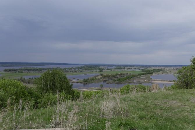 Die Kama ist ein kalter, schmutziger Fluss / Foto © Jewgenija Shulanowa