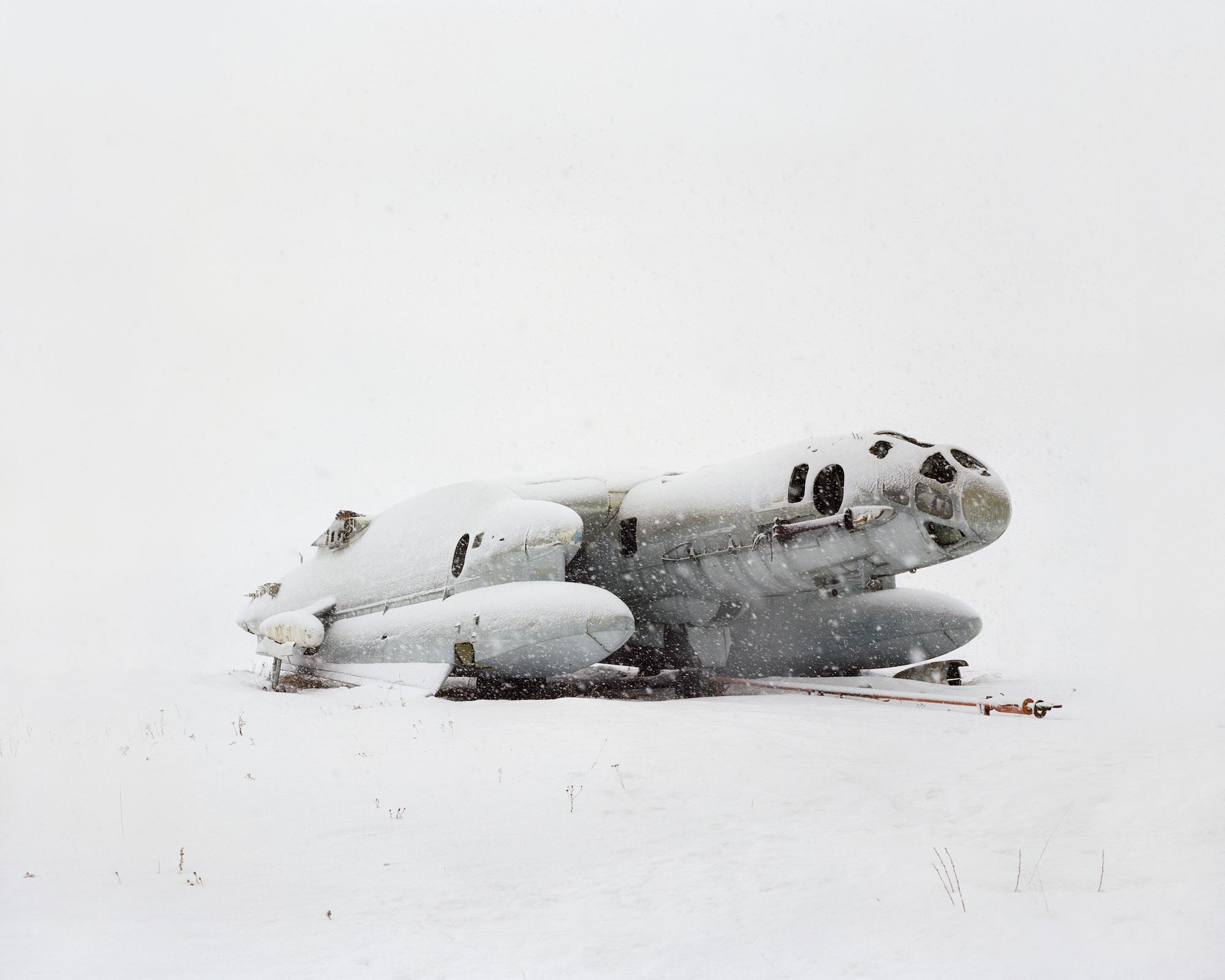 Berijew WWA–14, Amphibien-Flugzeug mit Senkrechtstart-Möglichkeit (VTOL) – Russland, Monino bei Moskau, 2013