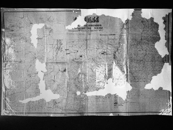 Im vergangenen Jahr fand die Schulleiterin eine Karte – so fing alles an / Foto © Jewgenia Shulanowa