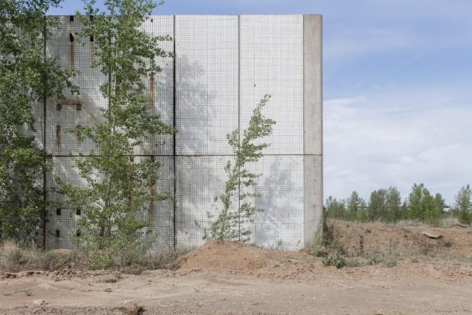 1990 wurde der Bau des Atomkraftwerks endgültig eingestellt / Foto © Jewgenija Shulanowa