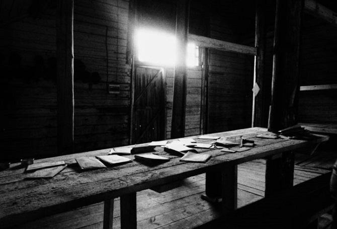 Dank der Arbeit am Museum füllen sich allmählich weiße Flecken im Schicksal des Dorfes / Foto © Jewgenia Shulanowa