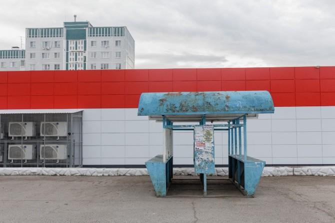 Ende der 1990er Jahre war es in Kamskije Poljany nicht einfach, sich sinnvoll zu beschäftigen / Foto © Jewgenija Shulanowa