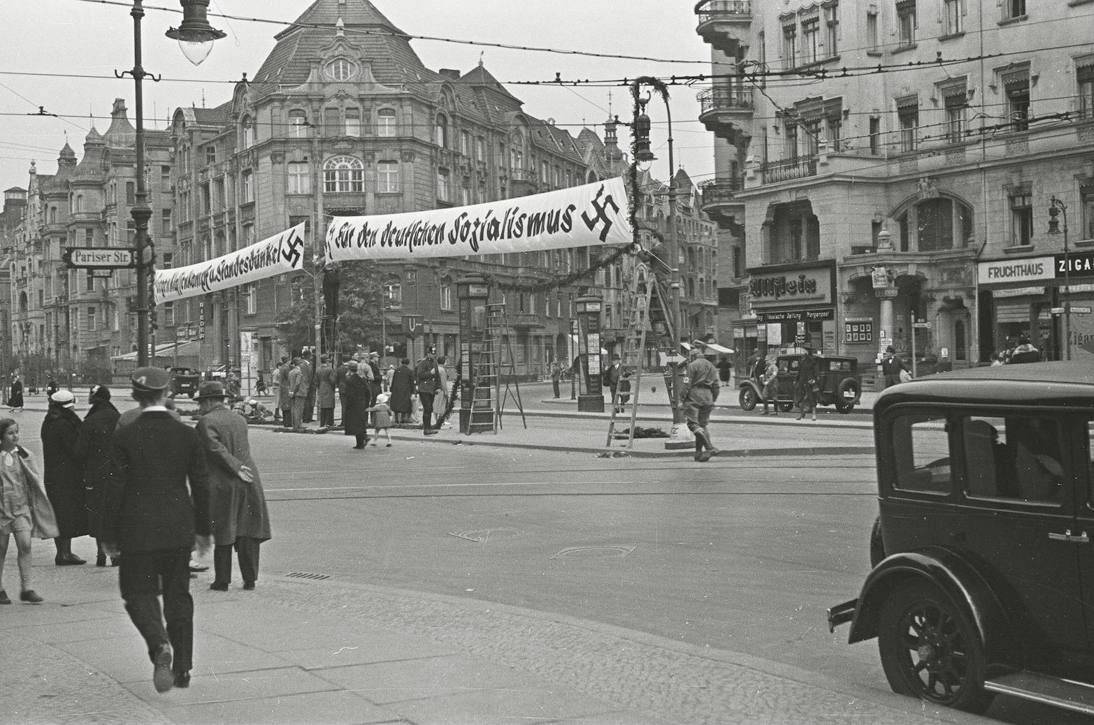 Berlin, Foto – Jewgeni Henkin (1933)