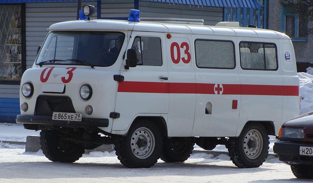 Der UAZ-452 als Krankenwagen