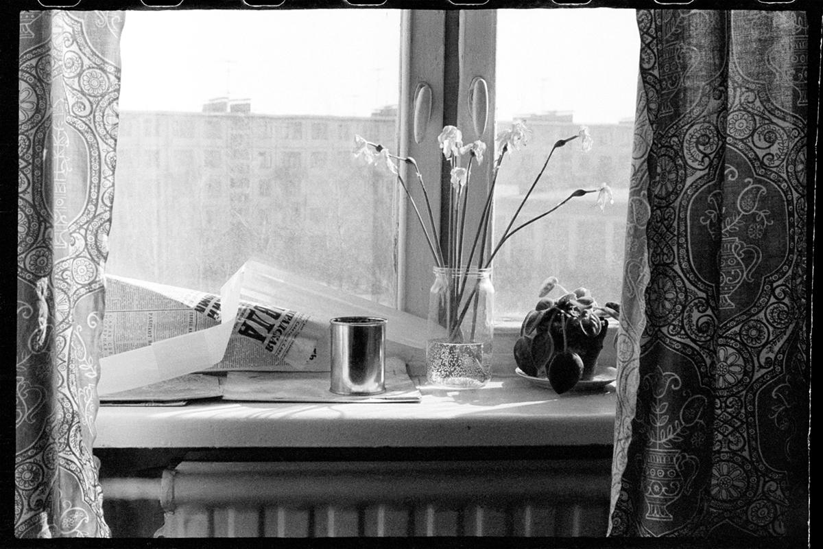 Leningrad, 1978 ©Mascha Iwaschinzowa