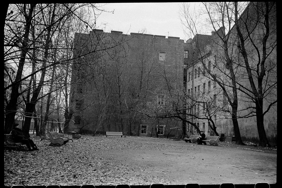 Leningrad, 1977 ©Mascha Iwaschinzowa