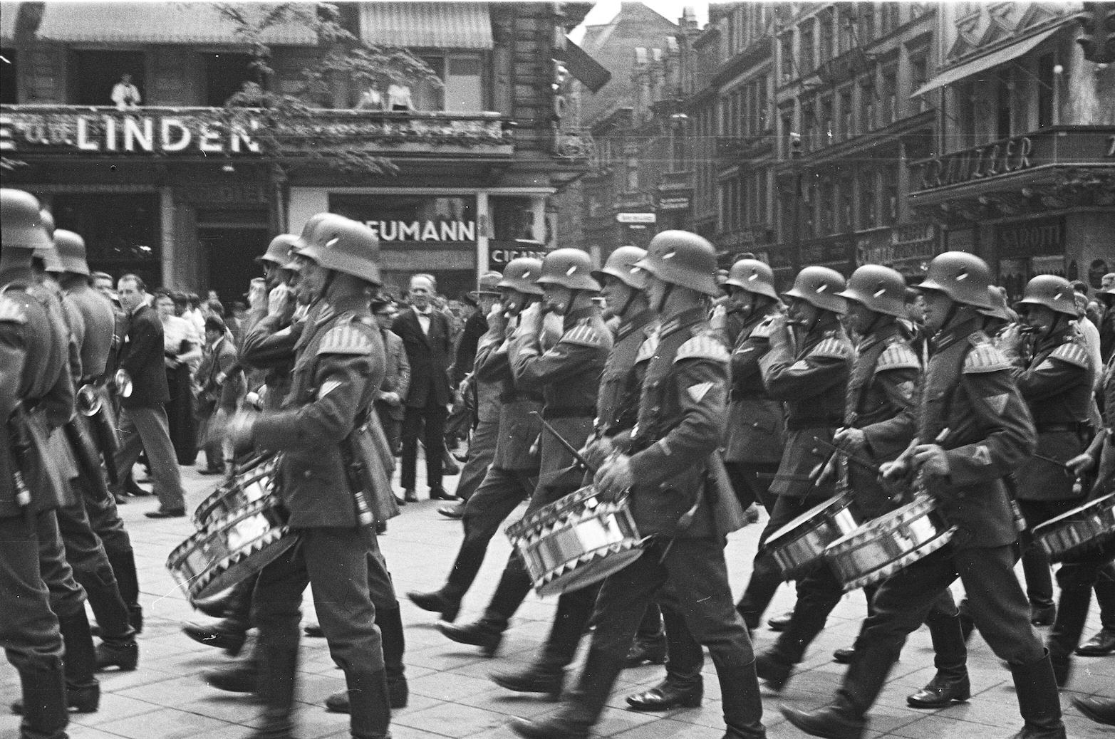 Berlin, Foto - Jewgeni Henkin (Erste Hälfte der 1930er Jahre)