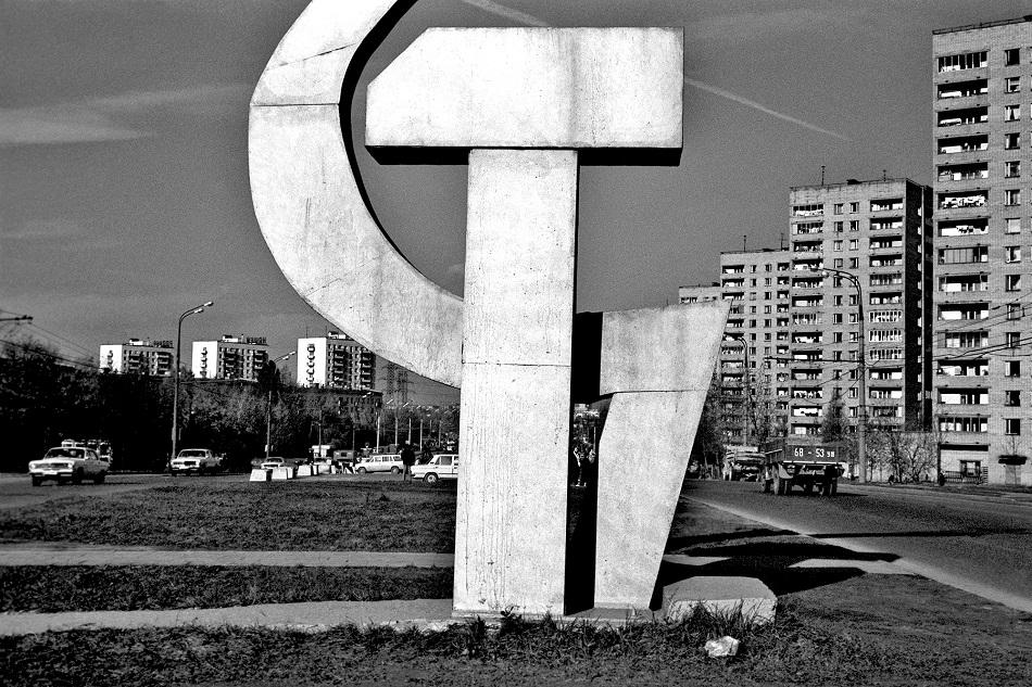 Zum ersten Jahrestag der Oktoberrevolution wurden in aller Eile neue Helden und Symbole geschaffen / Foto © Igor Mukhin