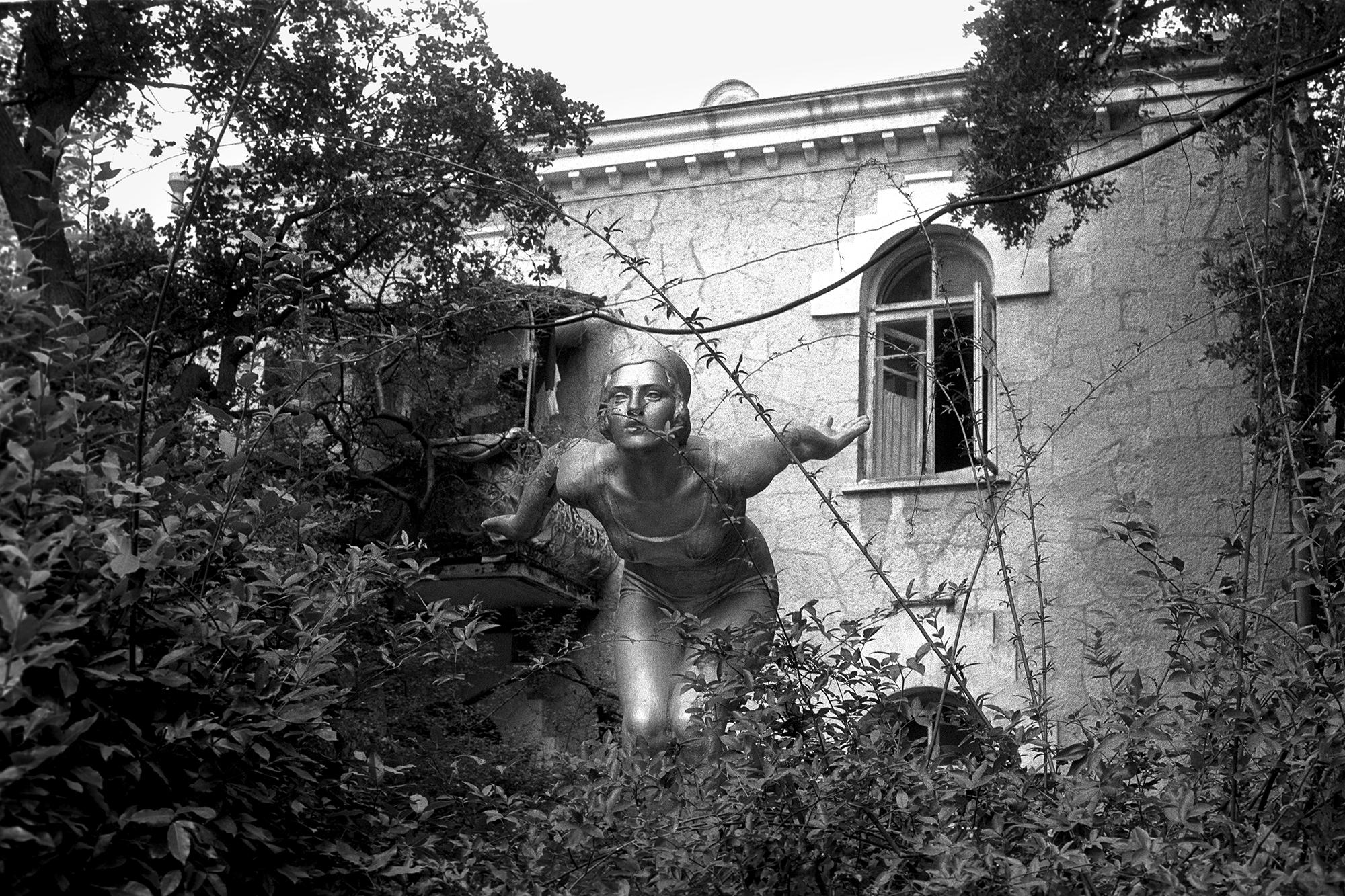 Alupka, Krim, 1991 / Foto © Igor Mukhin