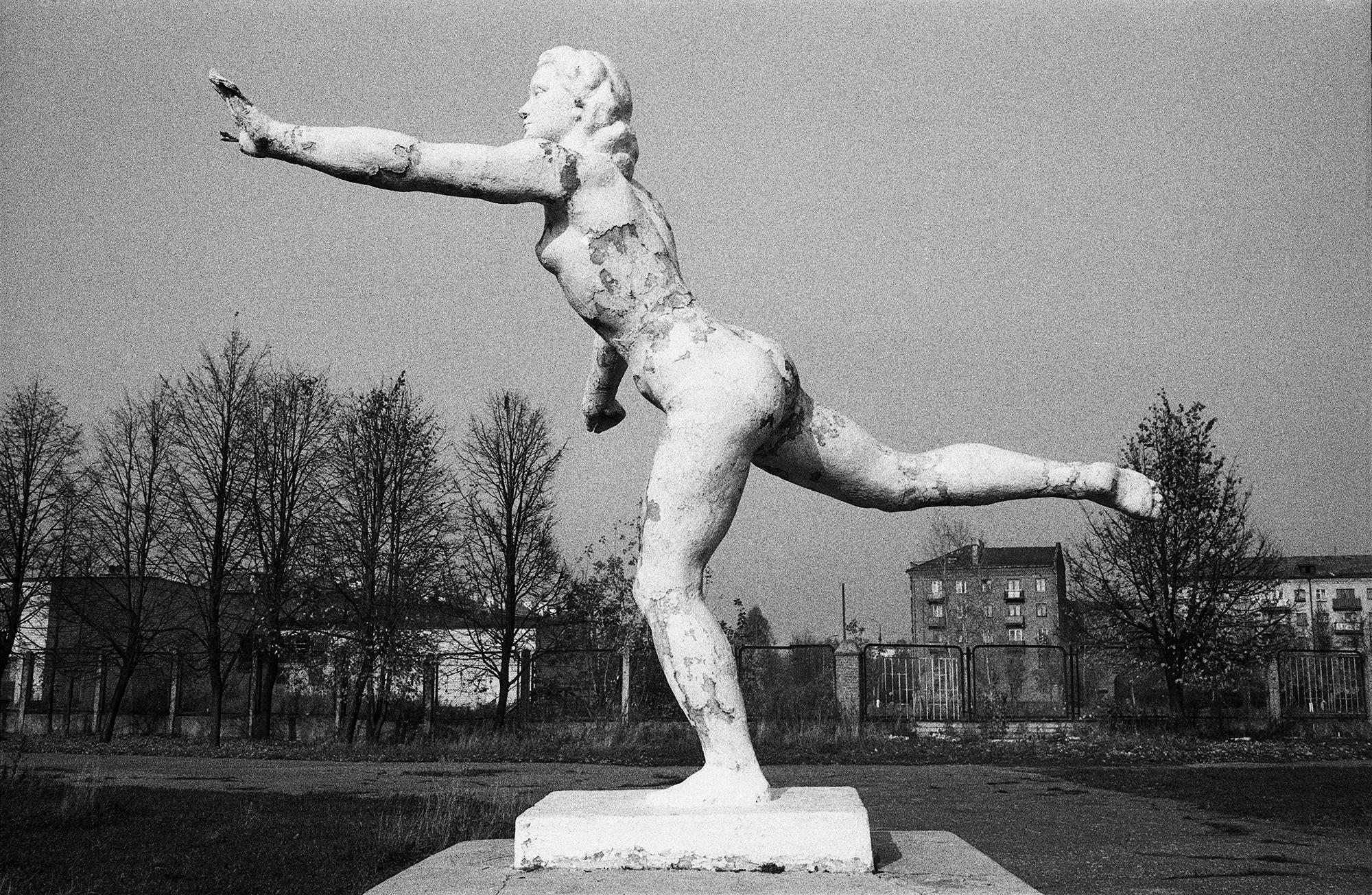 Frjasino Stadion, Moskau, 1991 / Foto © Igor Mukhin