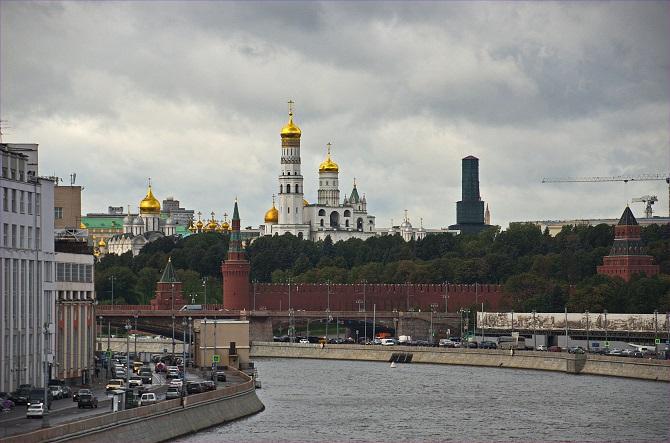"""Sergej –  """"Wenn ich schon in Moskau lebe, dann auf jeden Fall im Zentrum."""" – Foto © Uwe Brodrecht/flickr.com"""
