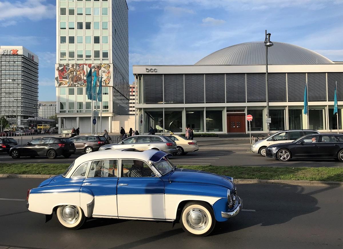 Дом учителя и Зал конгрессов, Берлин, район Митте © Андреас Метц