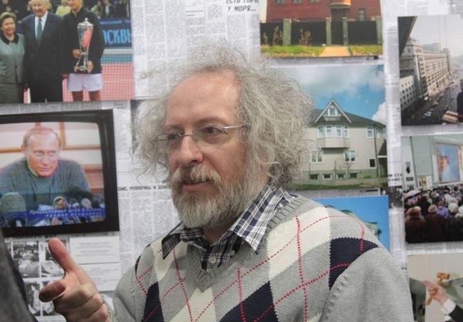 Alexej Wenediktow, Chefredakteur von Echo Moskwy / © Valerij Ledenev/flickr.com