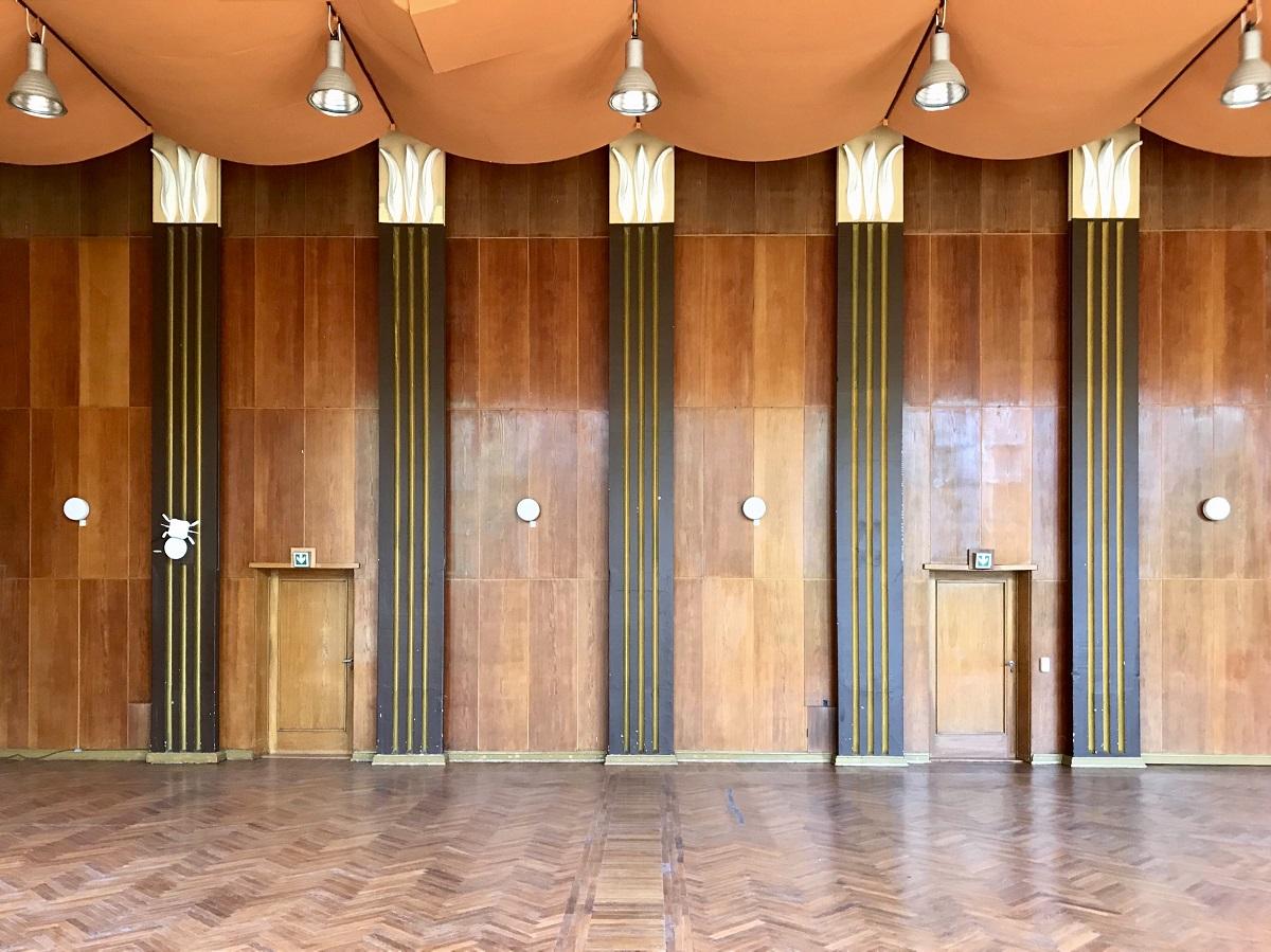 Дом Радио в Берлине по адресу Налепаштрассе – шедевр архитектуры и акустики. В первой студии и сейчас лучшие музыканты мира записывают свои альбомы © Андреас Метц