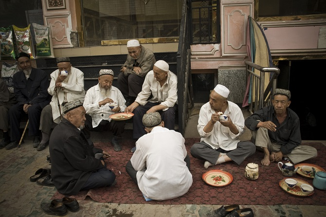 Kaxgar, 2007 / Foto © Konstantin Salomatin