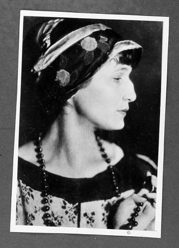 Foto © Moisej Nappelbaum/Kommersant Archiv (1922)