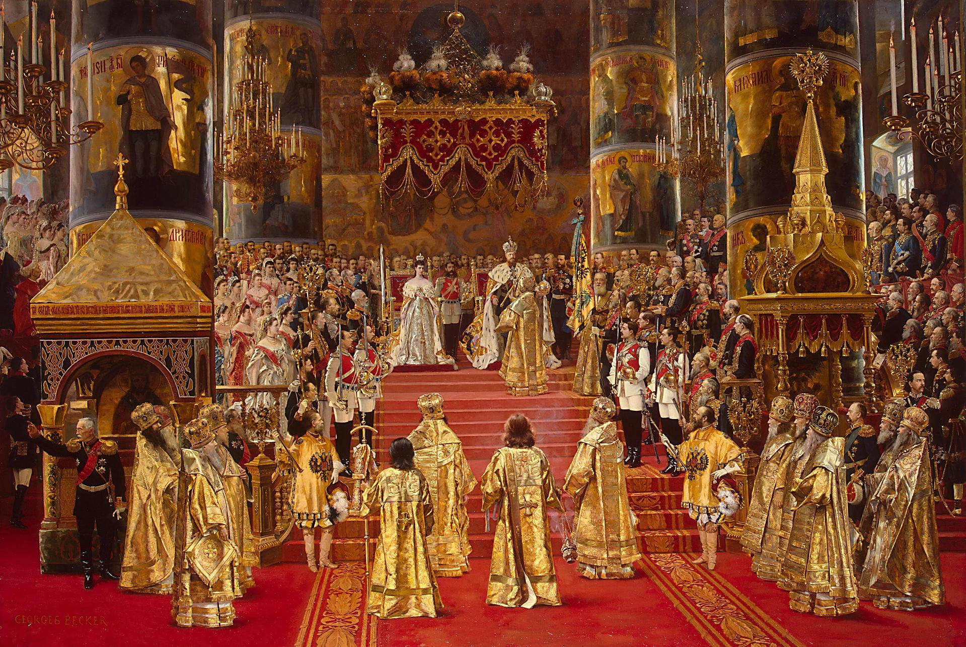 """Wunder, Geheimnis, Autorität – der Begriff """"Wlast"""" wird im russischen Sprachgebrauch mitunter sakralisiert"""