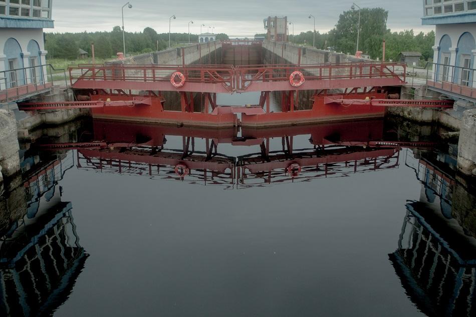Der Weißmeer-Ostsee-Kanal war ein gewaltiges Infrastruktuprojekt – errichtet von Zwangsarbeitern / Foto © Anna Ivantsova