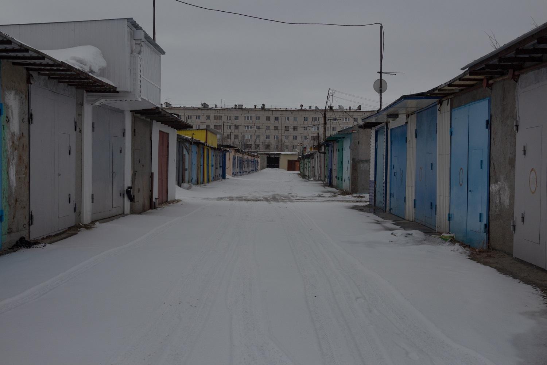 Garagen-Panorama / Foto© Oksana Ozgur