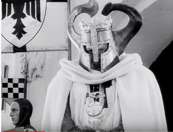 Кадр из фильма «Александр Невский» (источник: YouTube)