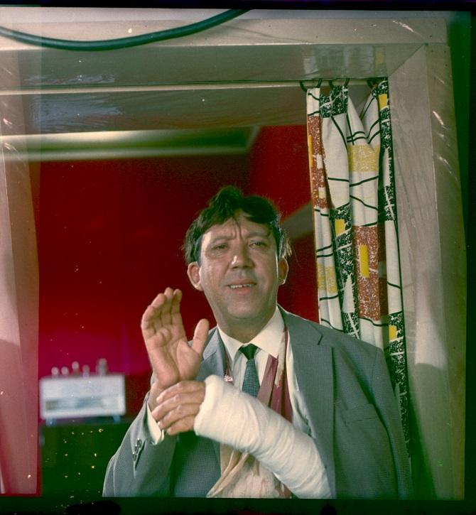 Der Tollpatsch als Protagonist ist charakteristisch für Gaidais Komik / Foto © Mosfilm
