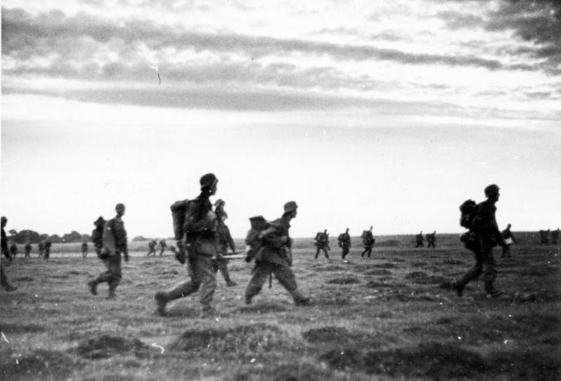 Немецкие горнострелковые войска при наступлении © Bundesarchiv, Bild 146-2007-0127/CC-BY-SA 3.0