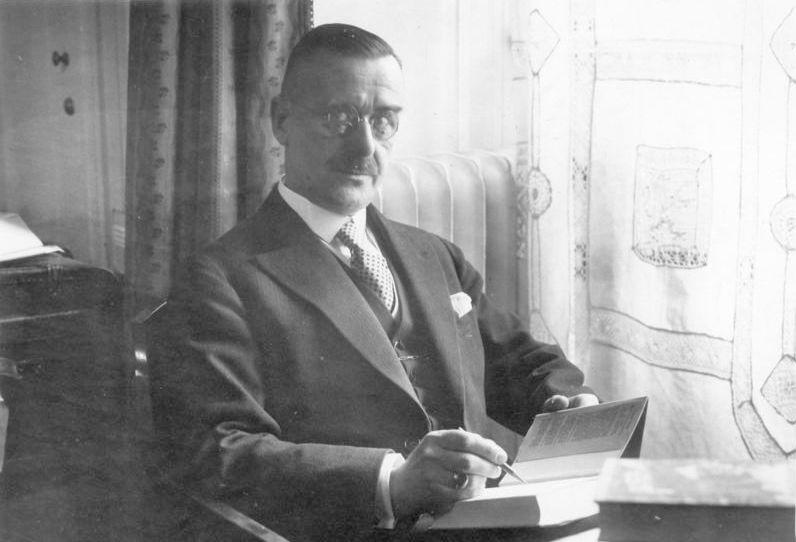 Thomas Mann, 1928 / © Bundesarchiv, Bild 183-H28795 / CC-BY-SA 3.0