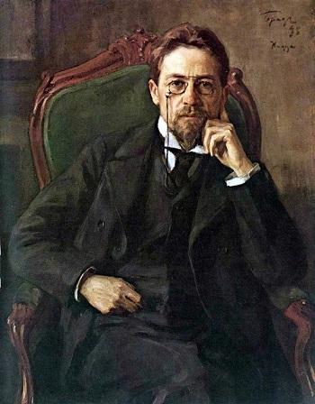 Антон Чехов / Осип Браз, 1898