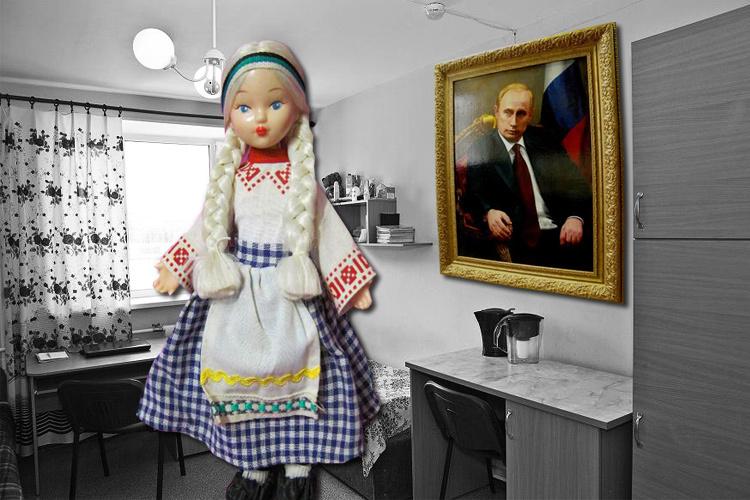 Alles, was Latyschka tat, war ideal. Foto © colta.ru