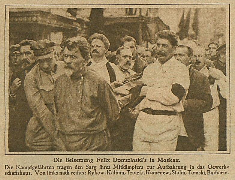 Foto © Arbeiter-Illustrierte-Zeitung, 1926/Wikimedia, Public Domain