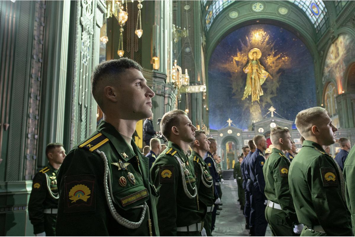 Foto © Verteidigungsministerium der Russischen Föderation