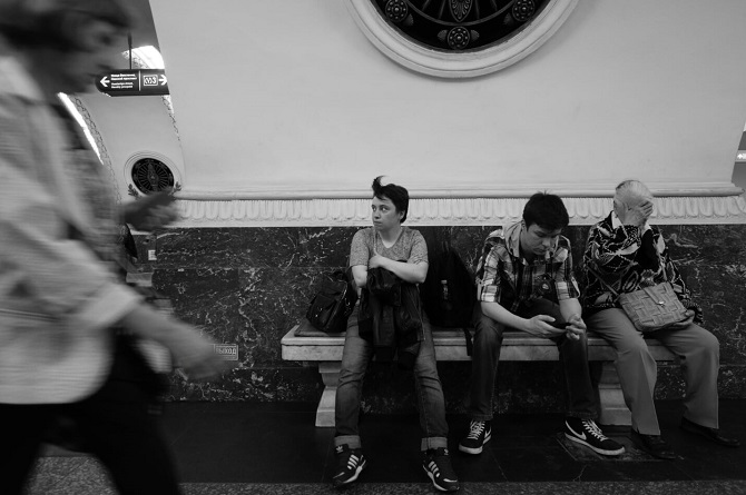 """""""Gegen Ende der Schulzeit habe ich erfahren, dass das, was mit mir ist, Transgender bzw. Transsexualität heißt."""" / Foto © Stanislaw Dolshnizki"""