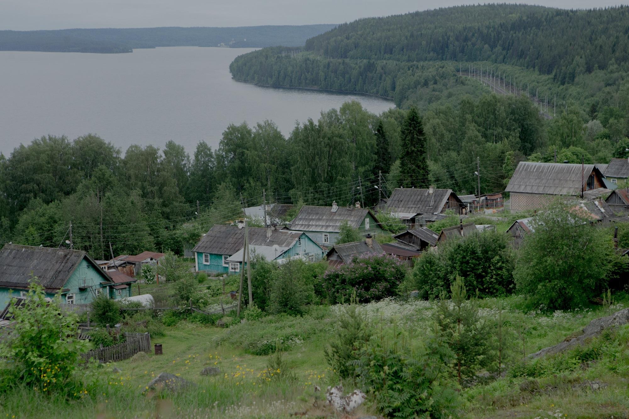 Medweshjegorsk / Foto © Anna Ivantsova