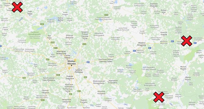 Die Lieblingsstädte des Bloggers Michail Drabkin liegen am Rand von Zentralrussland