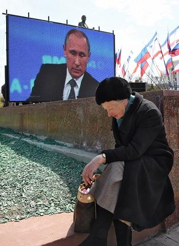 Foto © Viktor Korotajew/Kommersant