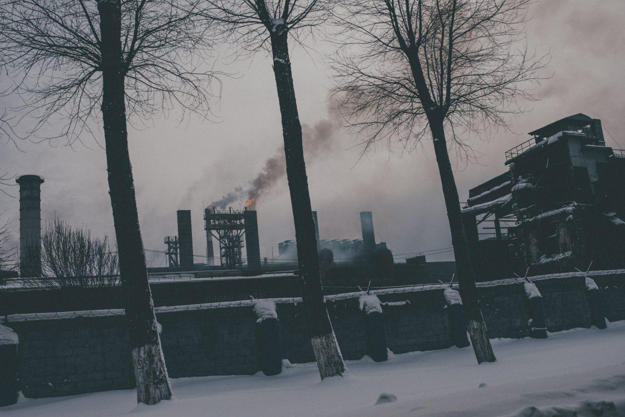 Im Umkreis von Nowokusnezk gibt es dutzende Tagebaugebiete und Schwerindustrieunternehmen / Foto © Wladimir Awerin/Takie Dela