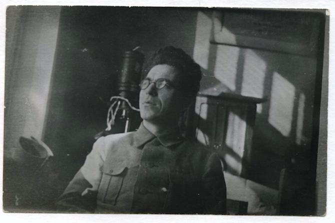 Pjotr Lawrentjew, Republik Kalmückien (Ende 1930er–Anfang 1940er Jahre), Foto – © privat