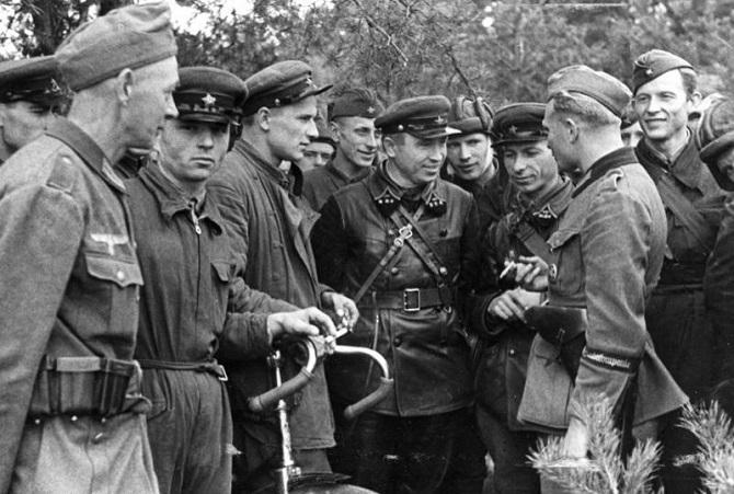 Mежду 1939-м и 1956-м годами Польша страдала под властью национал-социалистической Германии и, в меньшей степени, Советского Союза © Федеральный архив Германии, Фотография 101I-121-0008-25 / Елерт, Макс / CC-BY-SA 3.0