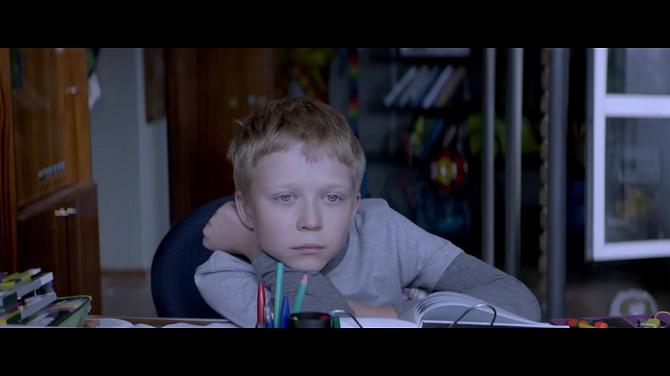 """Unerwünschte, verlassene Kinder sind ein Schlüsselbild für den zerfallenden Kosmos / Foto © Screenshot aus dem Trailer zum Film """"Neljubow""""/ YouTube"""