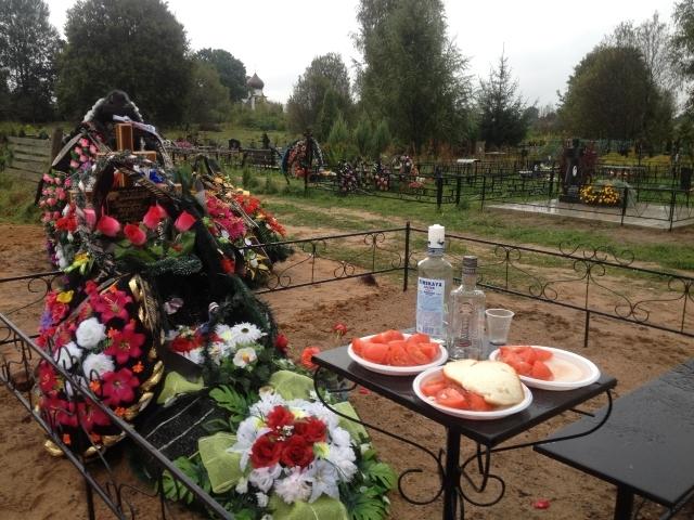 Soldaten, die im August/September 2014 gestorben sind, konnten posthume Militärehrungen erhalten und ihre Familien zumindest irgendwelche Entschädigungen / Foto © Irina Tumakowa/Novaya Gazeta