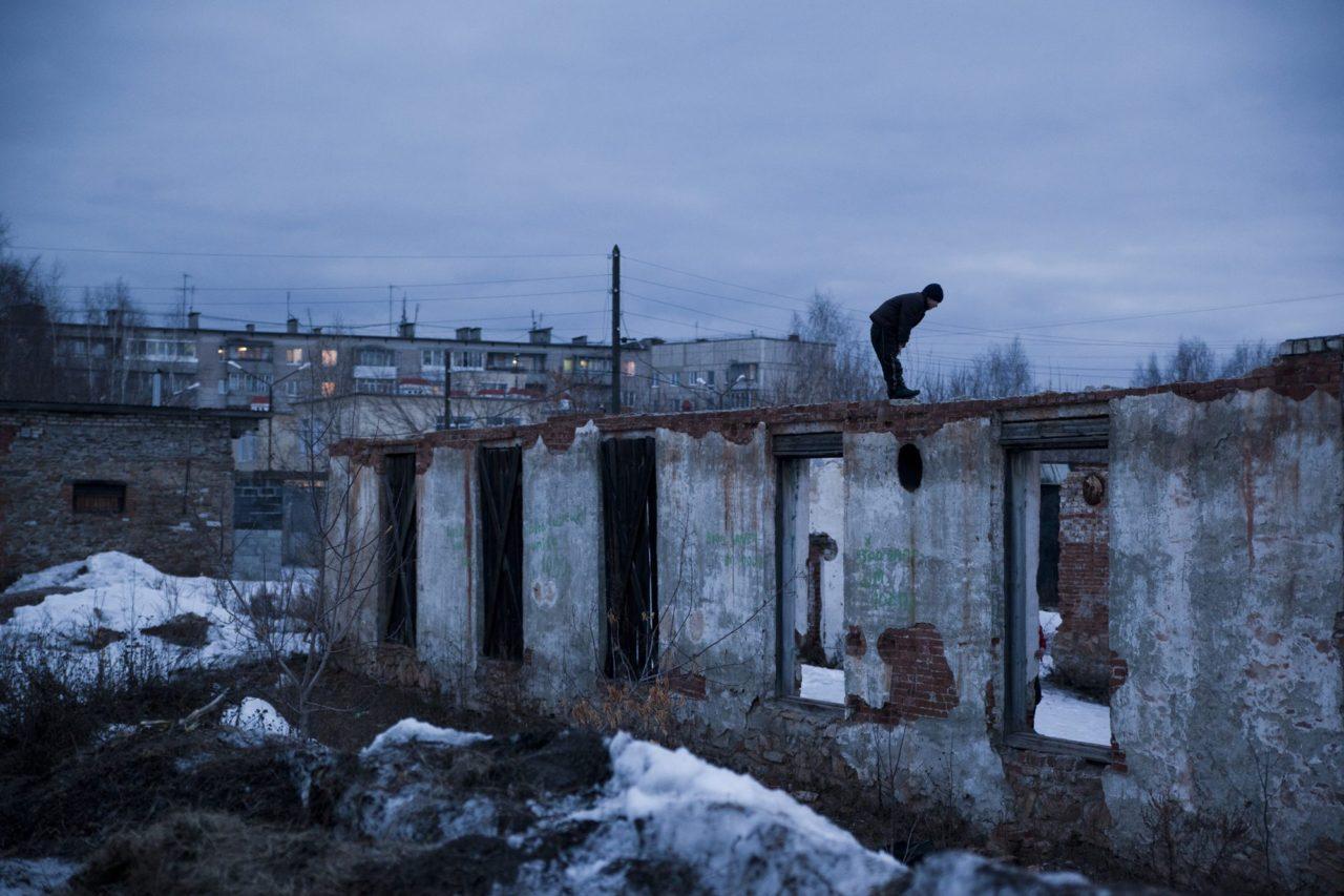 Die Stilllegung hat hier alle kalt erwischt / Fotos © Fyodor Telkov/Takie Dela
