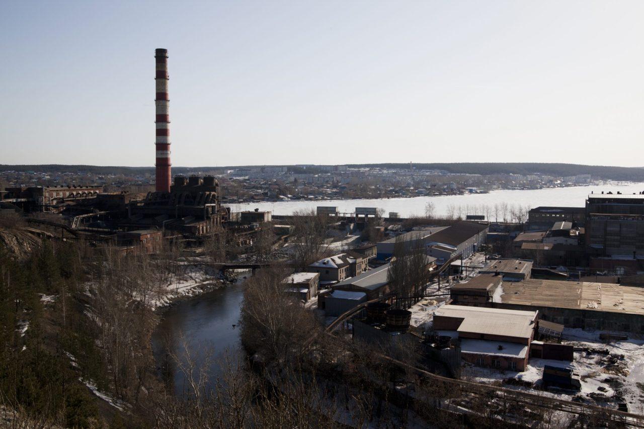 Es war der größte Betrieb der Stadt, 1000 Menschen arbeiteten dort