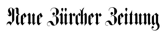 Neue Zürcher Zeitung (NZZ)