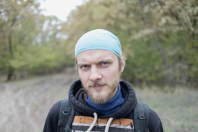 Stepan lebt auf dem Familienlandsitz Shiwoi Rodnik in der Region Krasnodar