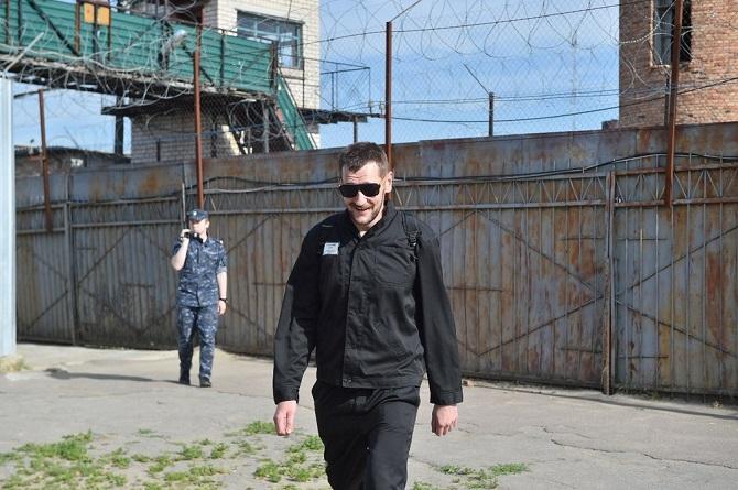 Nach dreieinhalb Jahren wird Oleg Nawalny Ende Juni 2018 aus der Haft entlassen / Foto © navalny.com