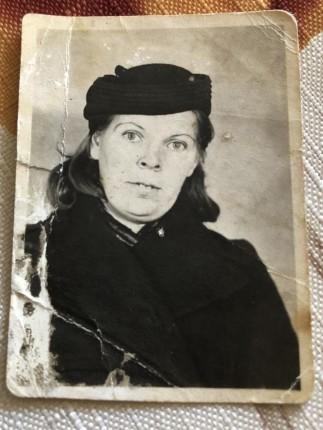 Мать Лилии Дерябиной