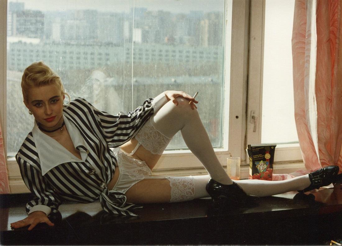 Prostituierte waren oft besser gekleidet als Angehörige der Nomenklatura / Foto © Kommersant Archiv, 1990er