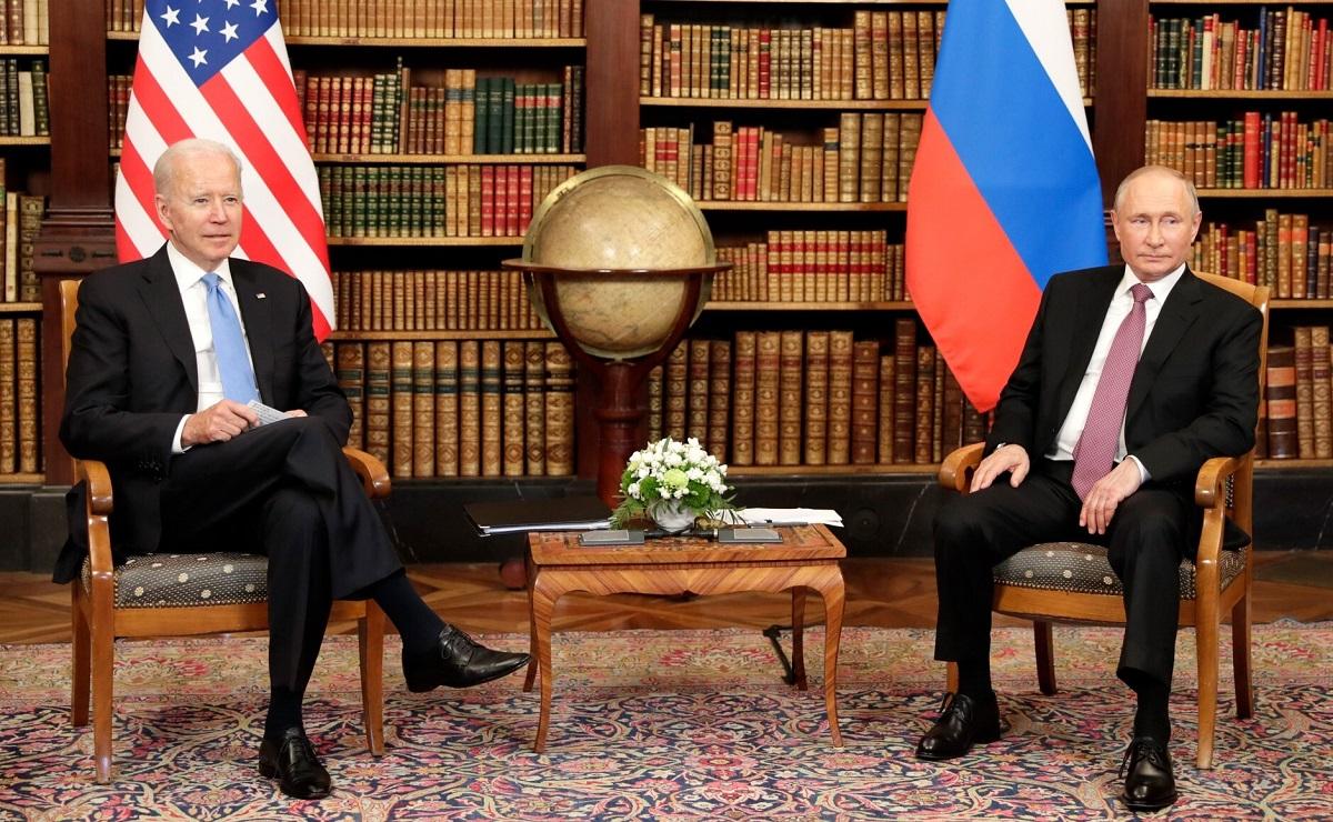 Überraschungen seien nicht zu erwarten gewesen – so der Tenor zum Treffen Bidens und Putins in Genf / Foto © kremlin.ru, CC BY 4.0