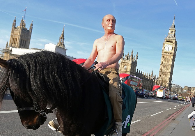 Brexit, Trump, Orban & Co. – Putin als Vorreiter populistischer Bewegungen? / Foto © TaylorHerring/flickr.com